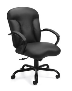 Offices to Go Luxhide Big & Tall Executive Chair