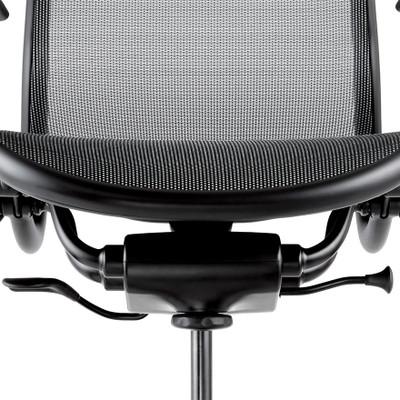 Knoll Chadwick Ergonomic Task Chair seat edge