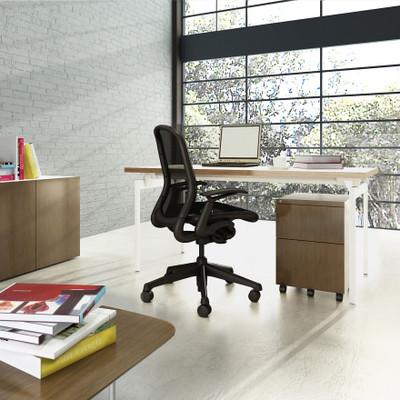 Knoll Chadwick Ergonomic Task Chair in office setting