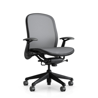 Actual chair is Solver Mesh