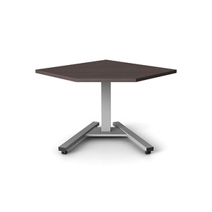 Symmetry Clarity - Single Leg Electric Sit-Stand Table