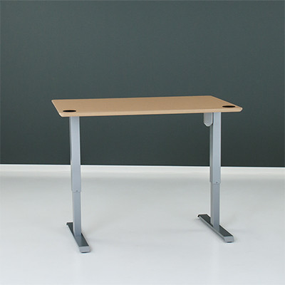501-33 Laminate Electric Sit-Stand Desk