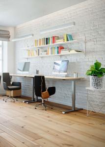 501-33 Laminate Electric Sit-Stand Desk