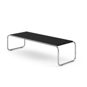 KnollStudio Breuer Laccio Coffee Table, black ships in 20 days!