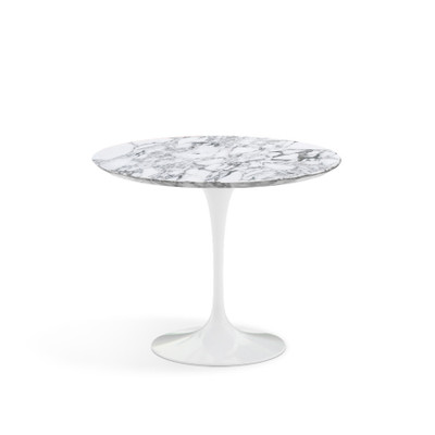 Round Caf Table Pedestal Bistro Table OfficeChairsUSA