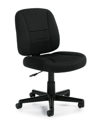 offices to go armless air mesh task chair officechairsusa. Black Bedroom Furniture Sets. Home Design Ideas