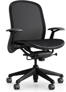 Knoll Chadwick Quick Ship in Black monofilament