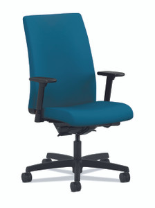 Ignition Upholstered Mid-Back, Peacock CU97