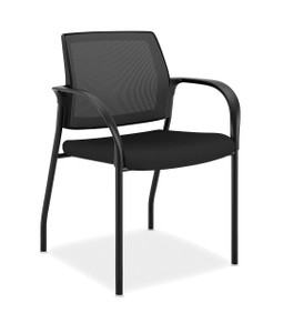 Ignition Multi-Purpose Stacking Chair Mesh Back