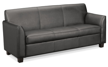 basyx by Hon Leather Lounge Sofa