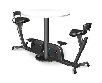 LifeSpan Bike Table, Duo