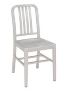 Brushed Aluminum Chair 5210