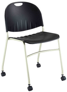 Stacking 2100 Chair with Casters