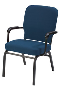 HTB1040 Heavy Duty Guest Chair with arms