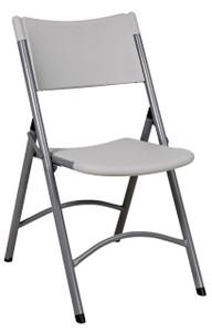 Resin Folding Chair, grey