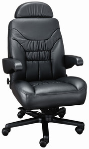 ERA Limited Big & Tall 24/7 Executive Chair w/ Flip Up Arms