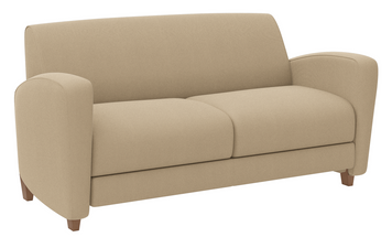Reno 2 1/2 Seat Sofa with wood legs