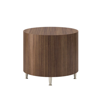 Reno Round or Square End Table in laminate