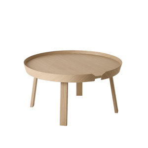 Muuto Around Large Coffee Table, Oak