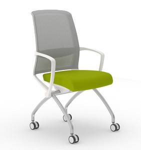 Situ Nesting Chair, Light Grey frame with Stone Seat