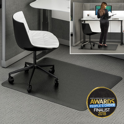 Deflecto Ergonomic Sit-Stand Mat