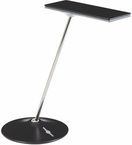 Humanscale Horizon Task Light with Jet Black Finish