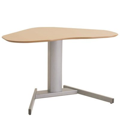 Conset 501-19 Heavy Duty Corner Sit-Stand Electric Desk