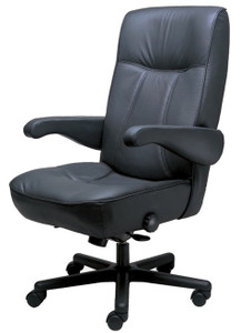 ERA Commander Big & Tall 24/7 Executive Chair w/ Flip Up Arms