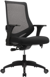 EuroTech Astra Synchro-Tilt Mesh Back Chair front view