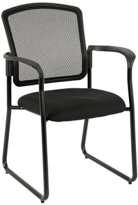 EuroTech Dakota2 Mesh Back Guest Chair