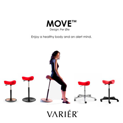Varier Move Ergonomic Stool Fits the 5th-95th percentile of users ...  sc 1 st  Office Chairs USA & Varier Move Ergonomic Stool | OfficeChairsUSA islam-shia.org