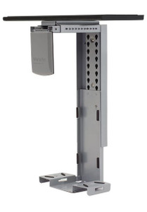 Workrite Ergonomics 920 CPU Holder Under Desk Track Mount