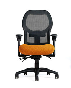 Neutral Posture NPS2500 Minimal Contour Seat Ergonomic Task Chair