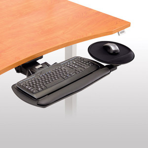 Workrite Ergonomics Fundamentals Platform Keyboard System