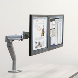 Workrite Ergonomics Willow Dual Monitor Arm