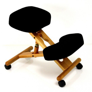 Jobri Classic Plus Wood Frame Kneeling Chair