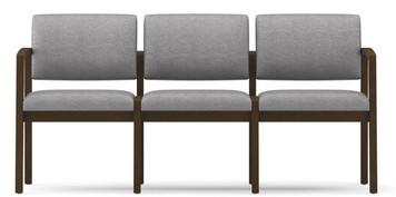 Lenox Open Arm 3-Seat Sofa armless