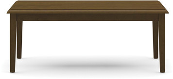 Lenox Solid Hardwood Top Coffee Table