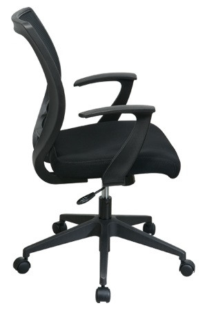 Woven Mesh Back Fabric Seat Task Chair Officechairsusa Com