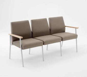 Lesro Mystic Guest/Reception Three Seat Sofa