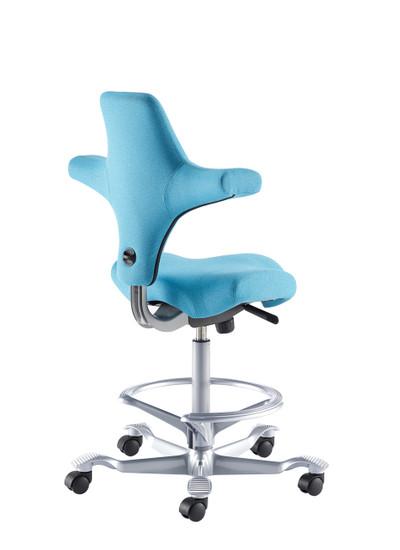 Hag Capisco Saddle Chair Saddle Stool With Back