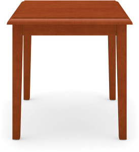 Amherst Wood Solid Hardwood End Table
