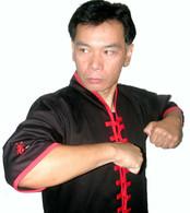 Fist 3/4 Sleeve Jacket w/red trim #577JR