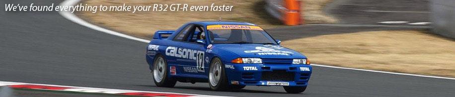 R32 Skyline GTR Parts