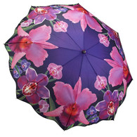 Exotic Orchids Umbrella