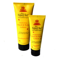 The Nake Bee Lotion 2.5 oz