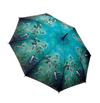 "Hautman Bros ""Humminbirds"" Umbrella"