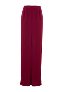Masala Maxi Skirt With Front Split