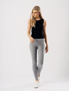 Grey Jersey leggings