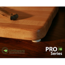 Urthware Pro Series XL Canadian Hard Maple cutting board using only organic natural finishes